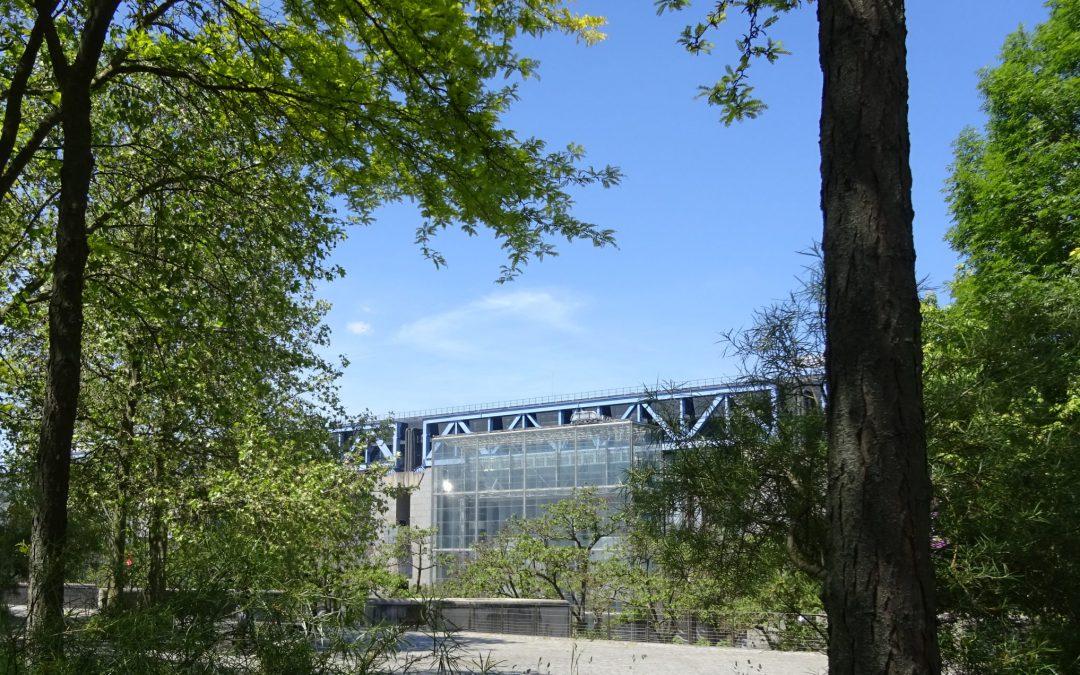 3ème épisode, Cité des Sciences et de l'Industrie et abattoirs de la Villette